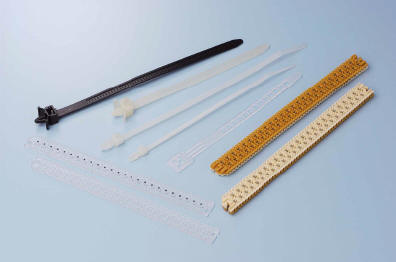 Plastic Manufacturing Product Samples